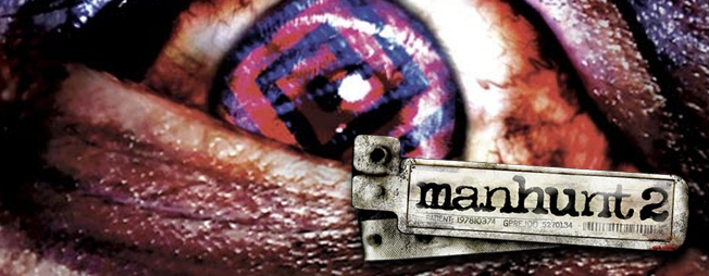 Image result for manhunt 2 poster
